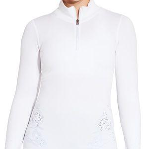CALIA by Carrie Underwood Seamless 1/4 Zip Shirt